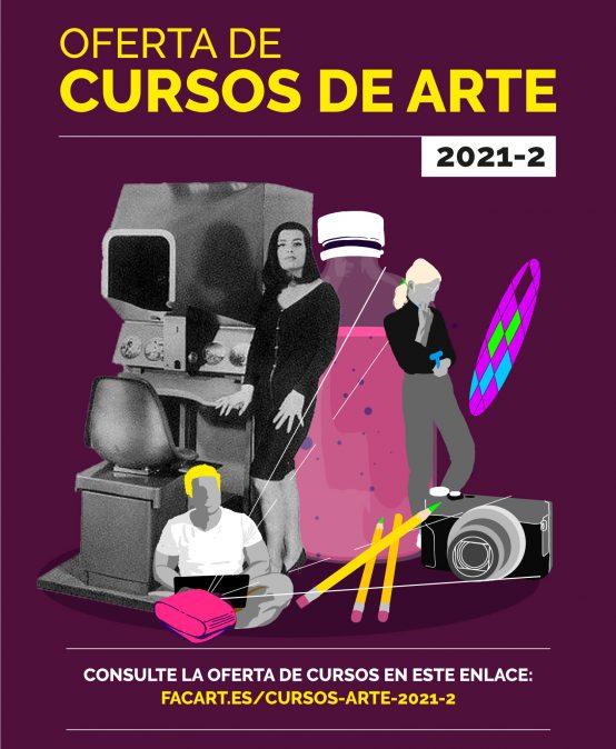Oferta de cursos de arte 2021-20