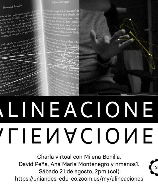 Charla: Exposición online | Alineaciones
