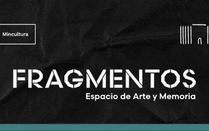 Exposición Mesa verde   Fragmentos, Espacio de Arte y Memoria