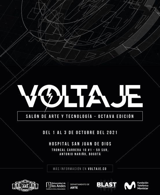 Octava edición de Voltaje, Salón de Arte y Tecnología