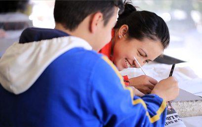 Oferta laboral: educación artística con niños