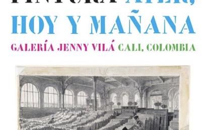 Rechazada: Pintura ayer, hoy y mañana   Galería Jenny Vilá