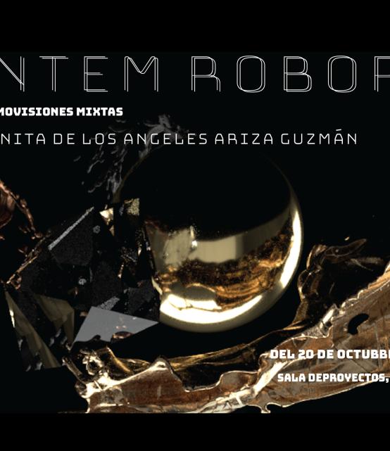 Mentem Roborat | Juanita de los Angeles Ariza Guzmán en la Sala de Proyectos
